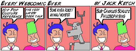 The original strip