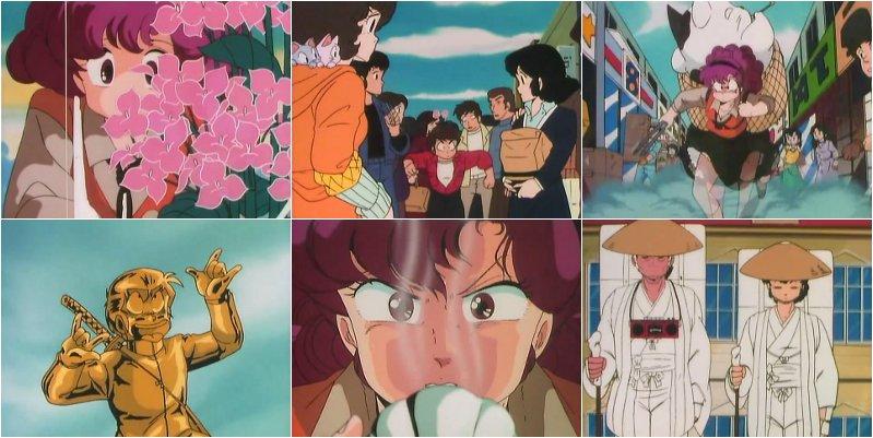 Urusei Yatsura Ran Episode of urusei yatsura Urusei Yatsura Ran